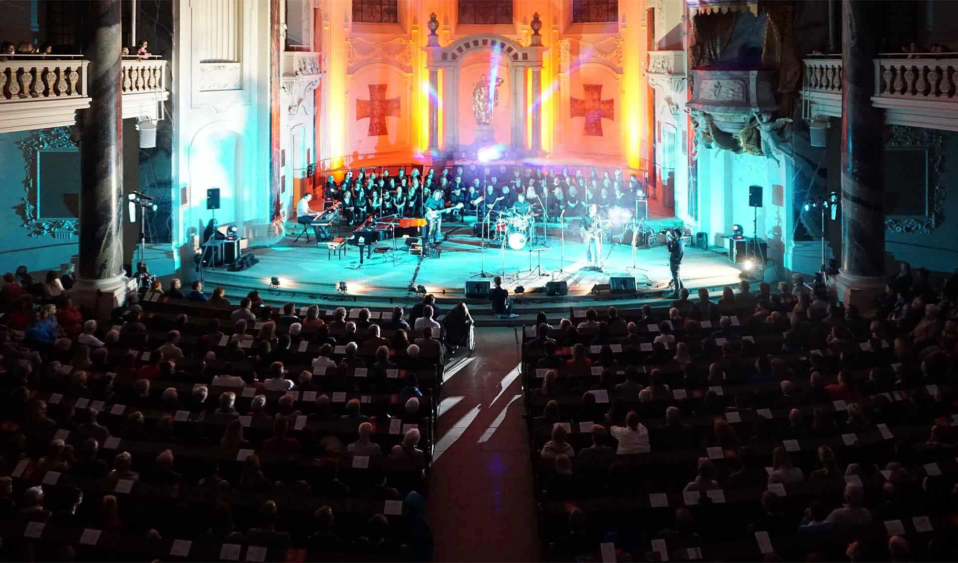 «Was uns am Herzen liegt» Charity Concert 2015