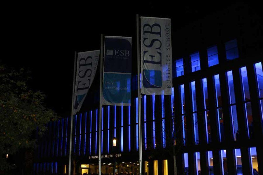 28.03.2020: Graduiertenfeier ESB, Reutlingen